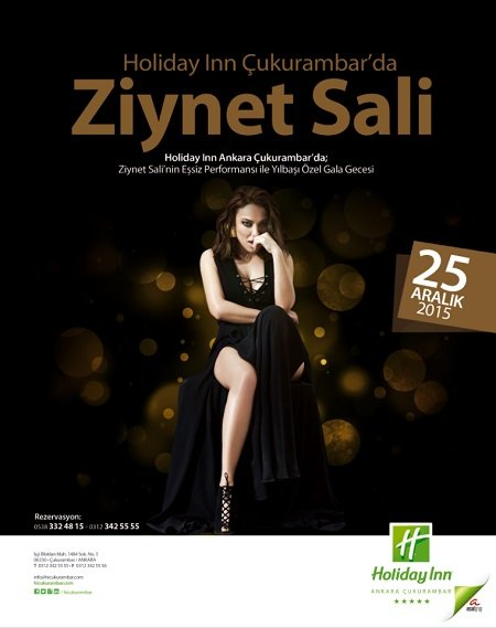 Holiday Inn Çukurambar – Ziynet Sali