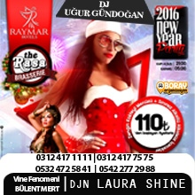 Raymar Hotel New Year Party 2016