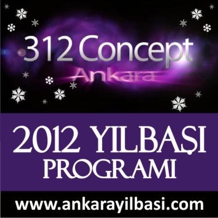 312 Concept 2012 Yılbaşı Programı