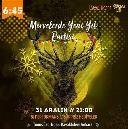 6:45 KK Ankara Yılbaşı 2019
