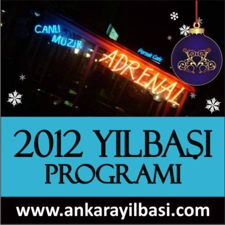 Adrenal 2012 Yılbaşı Programı