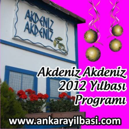 Akdeniz Akdeniz 2012 Yılbaşı Programı