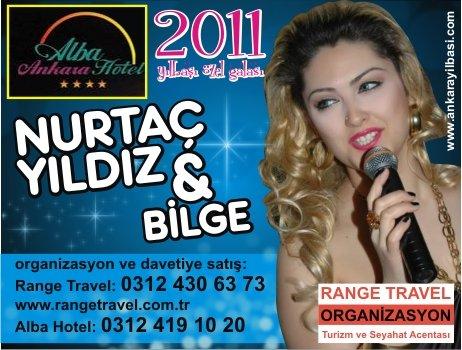 Alba Hotel 2011 Yılbaşı Programı