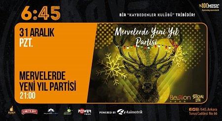 645 KK Ankara Yılbaşı 2019