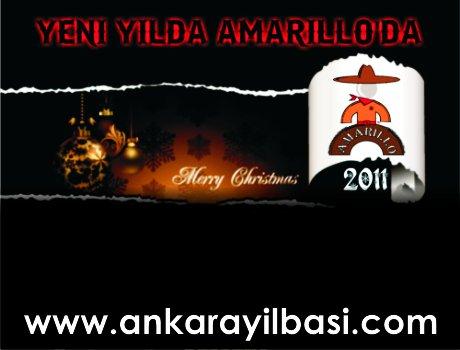 Amarillo 2011 Yılbaşı Programı