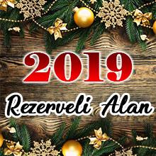 Ankara Yılbaşı 2019 - Rezerve