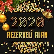 Ankara Yılbaşı 2020 - Rezerve