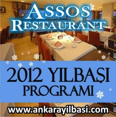 Assos Restaurant 2012 Yılbaşı Programı