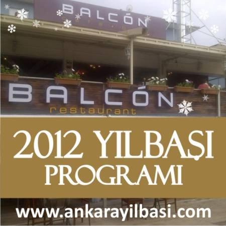 Balcon Cafe Bar 2012 Yılbaşı Programı
