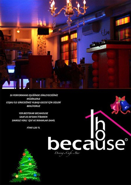 Becahouse Bestekar 2012 Yılbaşı Programı