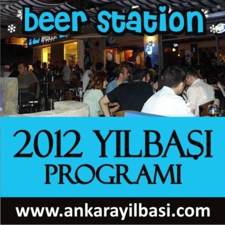 Beer Station 2012 Yılbaşı Programı