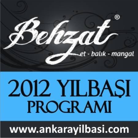 Behzat Restoran 2012 Yılbaşı Programı