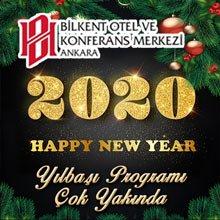 Bilkent Otel Yılbaşı Programı 2020