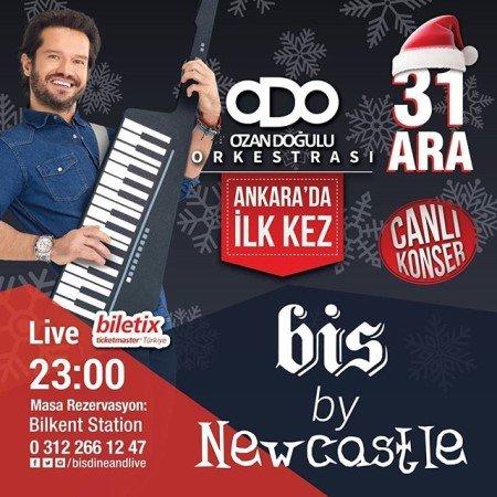 Bis by Newcastle Yılbaşı 2018