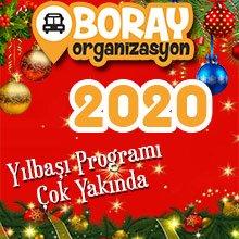 Boray Organizasyon Yılbaşı 2020