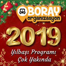 Boray Organizasyon Ankara Yılbaşı 2019