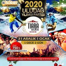 Boray Organizasyon Uludağ Yılbaşı 2020