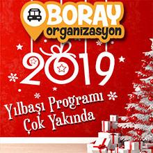 Boray Yılbaşı Programı 2019