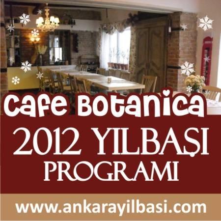 Botanica Cafe 2012 Yılbaşı Programı