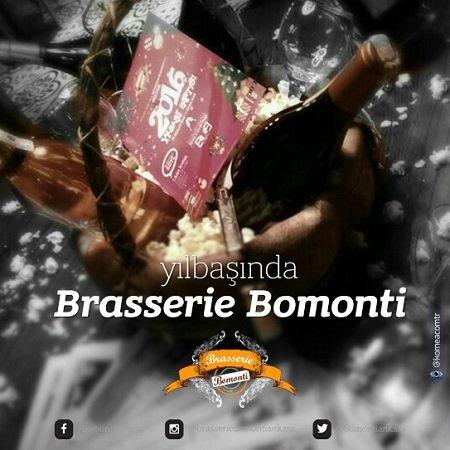 Brasserie Bomonti Ankara Yılbaşı