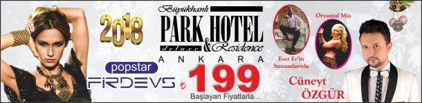 Büyükhanlı Park Otel Yılbaşı Programı 2018