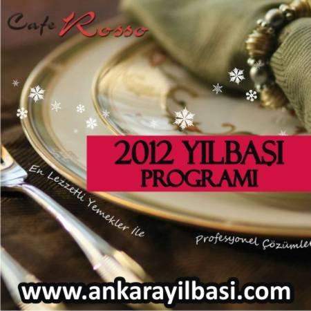 Cafe Rosso 2012 Yılbaşı Programı