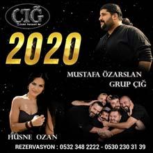 Çığ Gösteri Merkezi Yılbaşı 2020