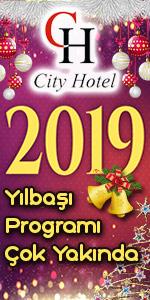 City Hotel 2019 Yılbaşı