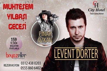 City Otel Ankara 2015 Yılbaşı