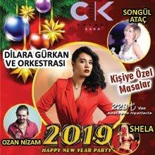 CK Farabi Hotel Ankara Yılbaşı 2019