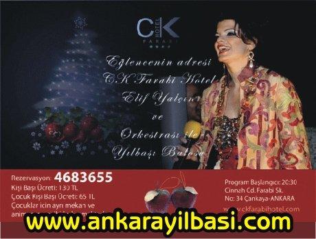 CK Farabi Hotel 2011 Yılbaşı Programı