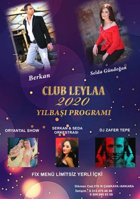 Club Leylaa Yılbaşı 2020