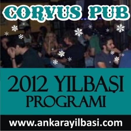 Corvus Pub 2012 Yılbaşı Programı