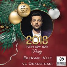 Crowne Plaza Ankara Yılbaşı 2018