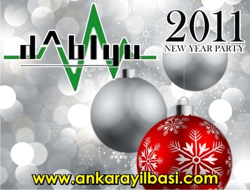 Dblyu Ankara 2011 Yılbaşı Programı