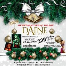 Dafne Hotel Ankara Yılbaşı 2020