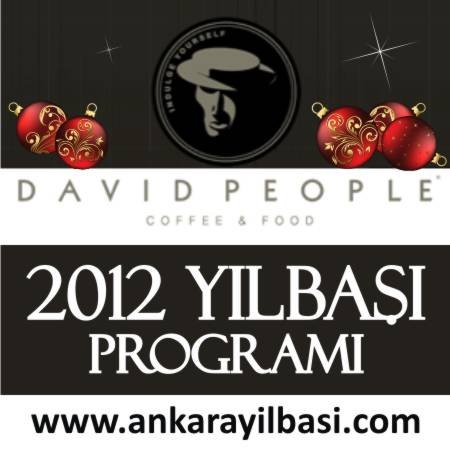 David People 2012 Yılbaşı Programı