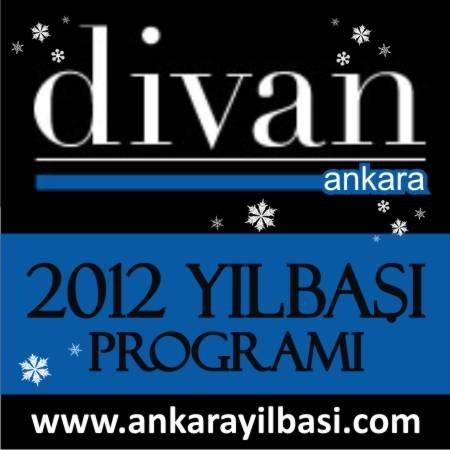 Divan Ankara Kalesi 2012 Yılbaşı Programı