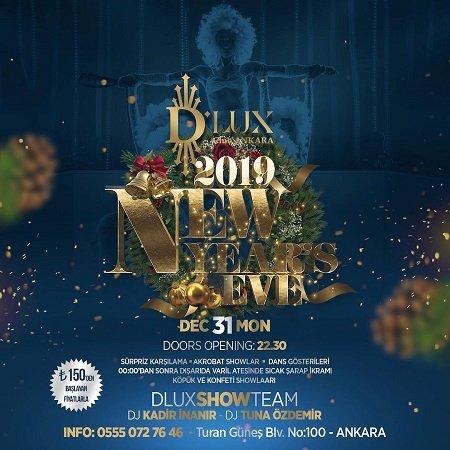 D'Lux Ankara Yılbaşı 2019