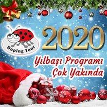 Doping Tour Ankara Yılbaşı 2020