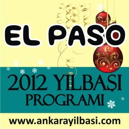 El Paso Kızılay 2012 Yılbaşı Programı