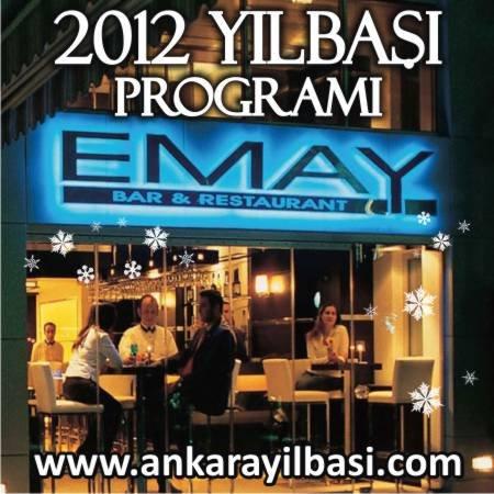 Emay Bar Restaurant 2012 Yılbaşı Programı