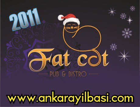 Fat Cat Pub & Bistro 2011 Yılbaşı Programı