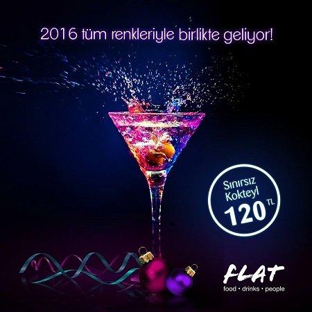 Flat Ankara Yılbaşı Programı 2016