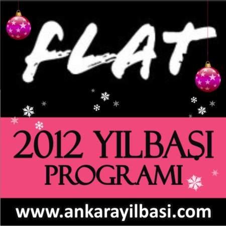 Flat Tunus Caddesi 2012 Yılbaşı Programı