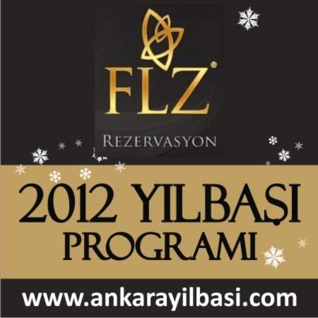 Flz Restaurant 2012 Yılbaşı Programı