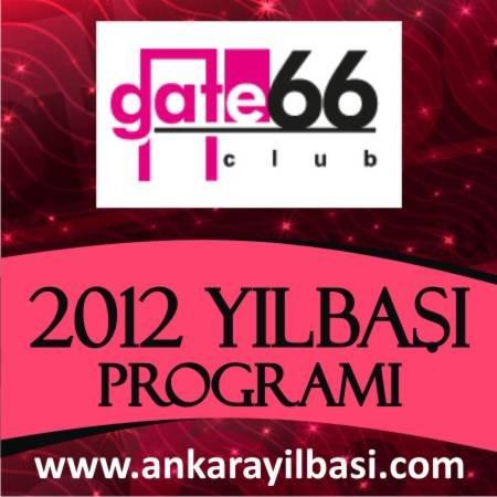 Gate 66 2012 Yılbaşı Programı