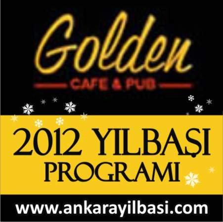 Golden Pub 2012 Yılbaşı Programı