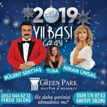Green Park Ankara Yılbaşı Programı 2019
