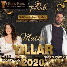 Green Park Ankara Yılbaşı 2020